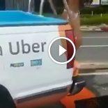 """Nunca mais ande de carro passando calor com o """"Acqua Uber"""""""