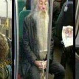 Este metro leva diretamente para Hogwarts