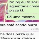 A pizzaria que te convence a levar duas pizzas